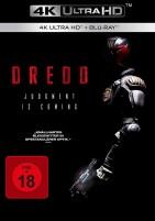 Dredd - 4K Ultra HD Blu-ray + Blu-ray (4K Ultra HD)