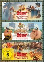 Asterix und das Geheimnis des Zaubertranks & Asterix im Land der Götter & Asterix und die Wikinger (DVD)