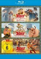 Asterix und das Geheimnis des Zaubertranks & Asterix im Land der Götter & Asterix und die Wikinger (Blu-ray)