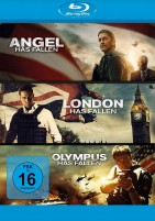 Olympus Has Fallen & London Has Fallen & Angel Has Fallen (Blu-ray)
