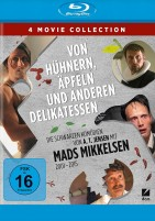Von Hühnern, Äpfeln u anderen Delikatessen - Die schwarzen Komödien von A.T. Jensen mit Mads Mikkelsen 2001-2015 / Amaray (Blu-ray)