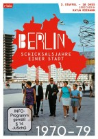 Berlin - Schicksalsjahre einer Stadt - Staffel 2 / 1970-1979 (DVD)