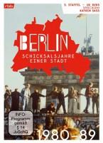 Berlin - Schicksalsjahre einer Stadt - Staffel 3 / 1980-1989 (DVD)
