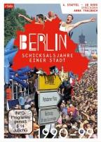 Berlin - Schicksalsjahre einer Stadt - Staffel 4 / 1990-1999 (DVD)