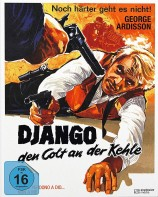Django - Den Colt an der Kehle - Mediabook / Cover A (Blu-ray)
