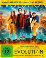 Evolution - Steelbook (Blu-ray)