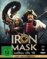 Iron Mask - 4K Ultra HD Blu-ray + Blu-ray 3D + Blu-ray / Mediabook (4K Ultra HD)