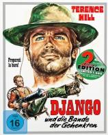 Django und die Bande der Gehenkten - Mediabook / Cover A (Blu-ray)