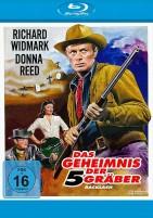 Das Geheimnis der 5 Gräber (Blu-ray)