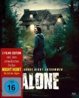 Alone - Du kannst nicht entkommen - Mediabook (Blu-ray)