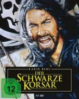 Der Schwarze Korsar - Mediabook (Blu-ray)