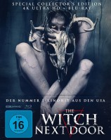 The Witch next Door - 4K Ultra HD Blu-ray + Blu-ray / Mediabook / Cover B (4K Ultra HD)
