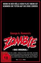 Zombie - Dawn of the Dead - Retro-VHS-Edition / Cover A / 4K Ultra HD Blu-ray + Blu-ray (4K Ultra HD)