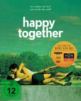 Happy Together - 4K Ultra HD Blu-ray + Blu-ray + DVD / Special Edition (4K Ultra HD)
