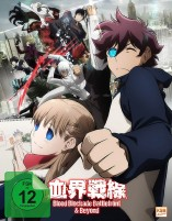 Blood Blockade Battlefront - Staffel 02 / Vol. 1 / Limited Edition (Blu-ray)