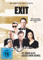 Exit - Staffel 01 (DVD)