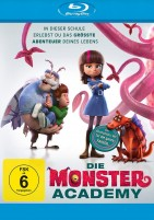 Die Monster Academy (Blu-ray)