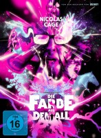 Die Farbe aus dem All - Color Out of Space - 4K Ultra HD Blu-ray + Blu-ray / Mediabook / Cover B (4K Ultra HD)