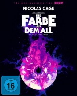 Die Farbe aus dem All - Color Out of Space - 4K Ultra HD Blu-ray + Blu-ray / Mediabook / Cover A (4K Ultra HD)