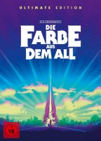 Die Farbe aus dem All - Color Out of Space - 4K Ultra HD Blu-ray + Blu-ray + CD / Ultimate Edition (4K Ultra HD)