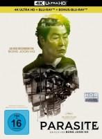 Parasite - 4K Ultra HD Blu-ray + Blu-ray + Bonus Blu-ray / Mediabook / Cover B (4K Ultra HD)