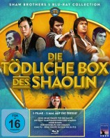 Die tödliche Box des Shaolin - Shaw Brothers Collection (Blu-ray)