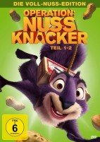 Operation Nussknacker - Teil 1+2 / Die Voll-Nuss-Edition (DVD)