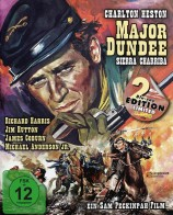 Major Dundee - Sierra Charriba - Mediabook (Blu-ray)