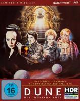 Dune - Der Wüstenplanet - 4K Ultra HD Blu-ray + 2 Blu-rays / Mediabook / Cover B (4K Ultra HD)