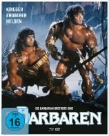 Die Barbaren - Mediabook / Cover B (Blu-ray)