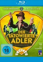 Der tätowierte Adler - Shaw Brothers Collection (Blu-ray)