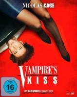 Vampire's Kiss - Ein beissendes Vergnügen - Mediabook (Blu-ray)