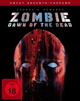 Zombie - Dawn of the Dead - Uncut Argento Fassung (Blu-ray)