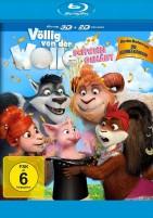 Völlig von der Wolle - Schwein gehabt! - Blu-ray 3D + 2D (Blu-ray)