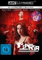 Suspiria - 2018 / 4K Ultra HD Blu-ray + Blu-ray (4K Ultra HD)