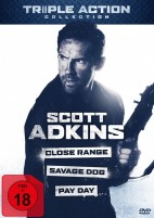 Scott Adkins - Triple Action Collection (DVD)