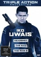 Iko Uwais - Triple Action Collection (DVD)