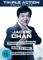 Jackie Chan - Triple Action Collection (DVD)