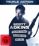 Scott Adkins - Triple Action Collection (Blu-ray)