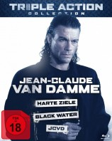Jean-Claude Van Damme - Triple Action Collection (Blu-ray)
