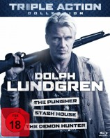 Dolph Lundgren - Triple Action Collection (Blu-ray)