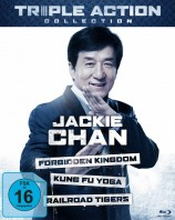 Jackie Chan - Triple Action Collection (Blu-ray)