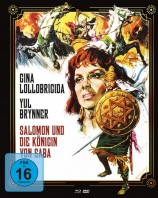 Salomon und die Königin von Saba - Mediabook / Cover A (Blu-ray)