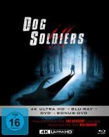 Dog Soldiers - Mediabook / 4K Ultra HD Blu-ray + Blu-ray + 2 DVDs (4K Ultra HD)