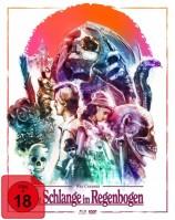 Die Schlange im Regenbogen - Mediabook / 1 Blu-ray + 2 DVDs (Blu-ray)