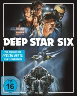 Deep Star Six - Mediabook / Cover A (Blu-ray)