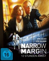 Narrow Margin - 12 Stunden Angst - Mediabook (Blu-ray)