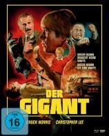 Der Gigant - An Eye for an Eye - Mediabook / Cover A (Blu-ray)