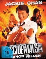 Spion wider Willen - Mediabook (Blu-ray)