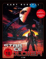 Star Force Soldier - Mediabook / Cover B (Blu-ray)